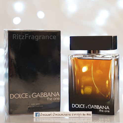 Dolce & Gabbana : The One Eau de Parfum 100ml