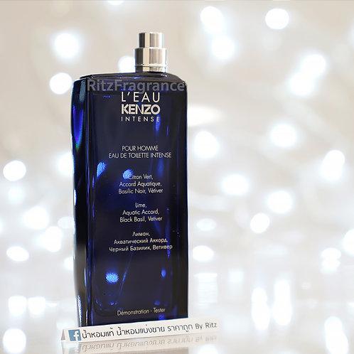 [Tester] Kenzo : L'eau Pour Homme Eau de Toilette intense 100ml (No Box)