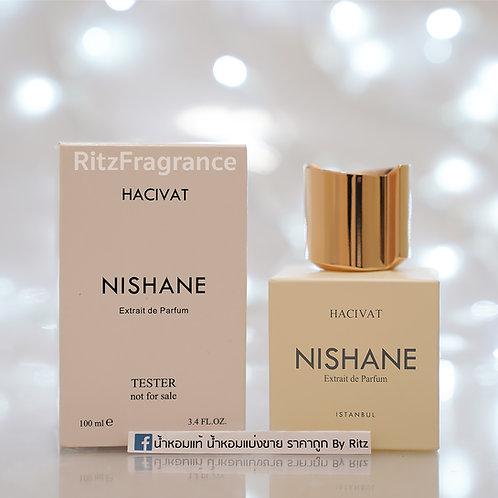 [Tester] Nishane : Hacivat Extrait de Parfum 100ml