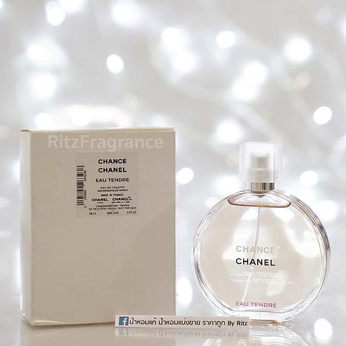 [Tester] Chanel : Chance Eau Tendre Eau de Toilette 100ml (No Box)