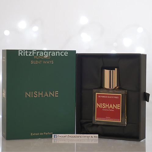Nishane : Hundred Silent Ways Extrait de Parfum 50ml