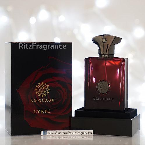 Amouage : Lyric Man Eau de Parfum 100ml