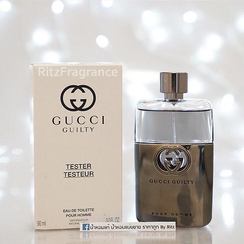 [Tester] Gucci : Guilty Pour Homme Eau de Toilette 100ml