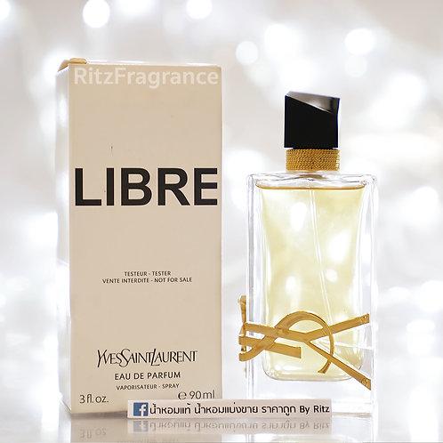 [Tester] Yves Saint Laurent : Libre Eau de Parfum 90ml