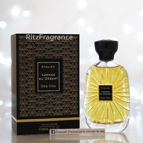 Atelier Des Ors : Larmes du Desert Eau de Parfum 100ml