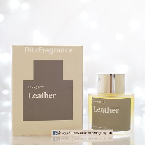 Commodity : Leather Eau de Parfum 100ml