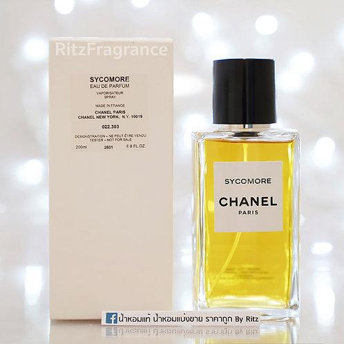 [Tester] Les Exclusifs de Chanel : Sycomore Chanel Eau de Parfum 200ml(With Box)