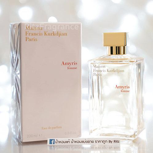 [แบ่งขาย] Maison Francis Kurkdjian : Amyris Femme Eau de Parfum