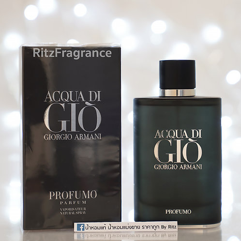 Giorgio Armani : Aqua Di Gio Profumo Eau de Parfum 100ml