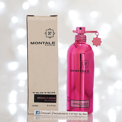 [Tester] Montale : Crystal Flower Eau de Parfum 100ml (With Box)