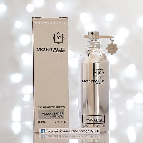 [แบ่งขาย] Montale : Wood & Spices Eau de Parfum
