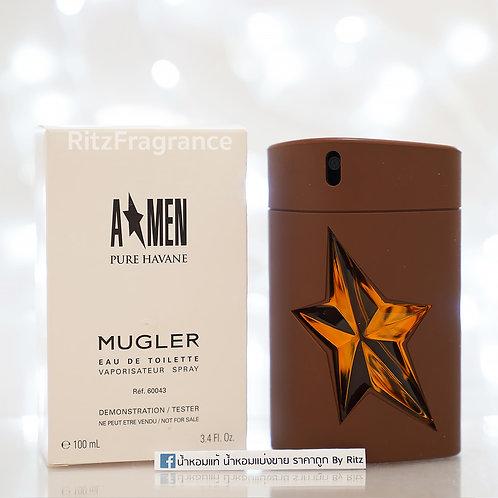 [Tester] Thierry Mugler : A*Men Pure Havane Eau de Toilette 100ml (With Box)