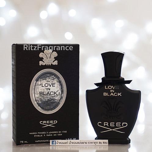 [แบ่งขาย] Creed : Love in Black Eau de Parfum