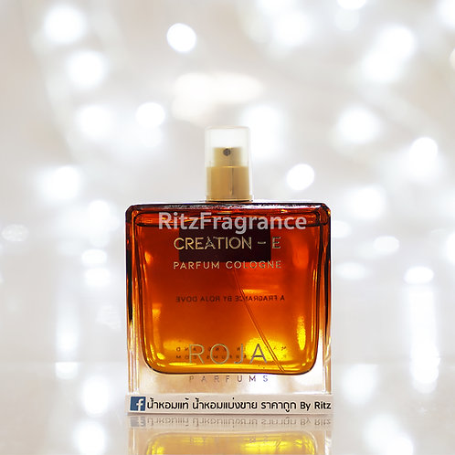 [Tester] Roja Parfums : Creation-E Pour Homme Parfum Cologne 100ml (No Box)