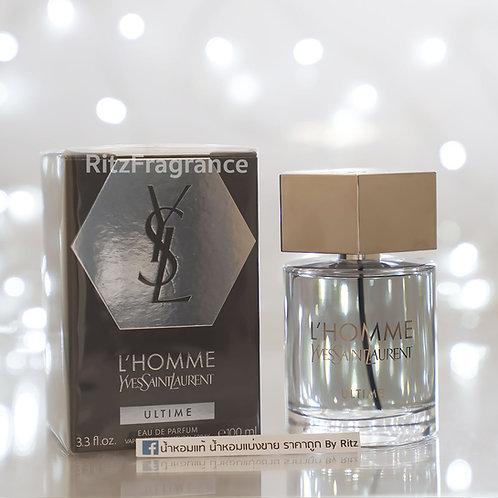 Yves Saint Laurent : L'Homme Ultime Eau de Parfum 100ml