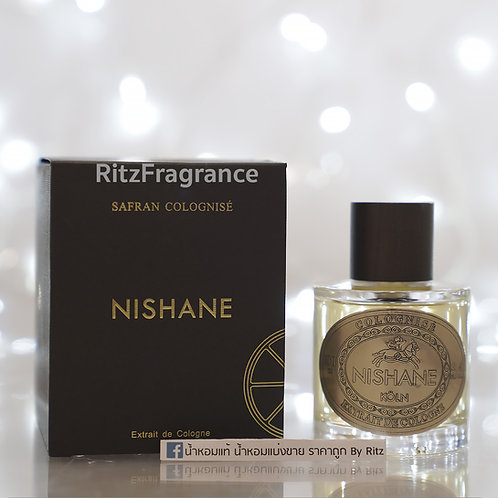 Nishane : Safran Colognise Extrait de Cologne 100ml
