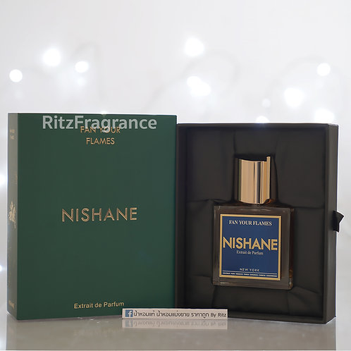 Nishane : Fan Your Flames Extrait de Parfum 50ml