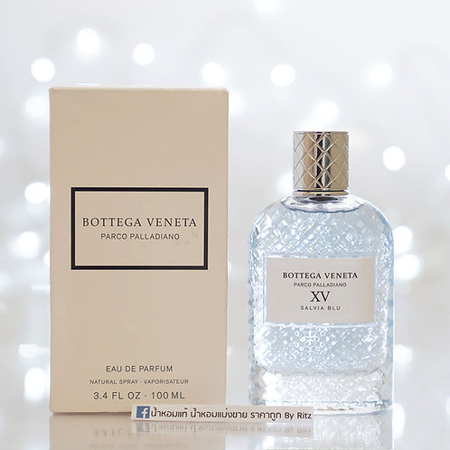 [Tester] Bottega Veneta : Parco Palladiano XV : Salvia Blu Eau de Parfum 100ml
