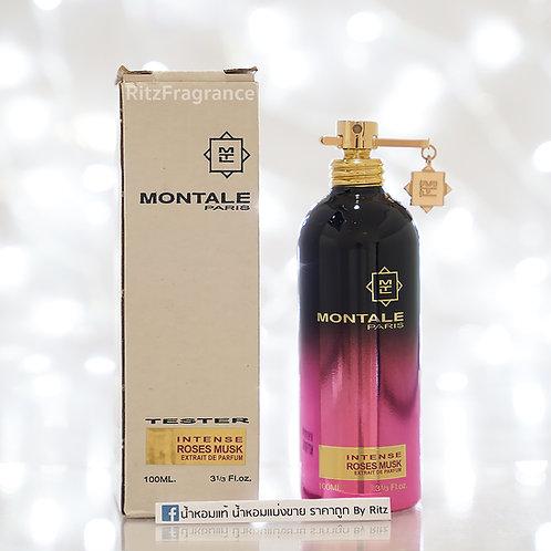 [Tester] Montale : Intense Roses Musk Extrait de Parfum 100ml