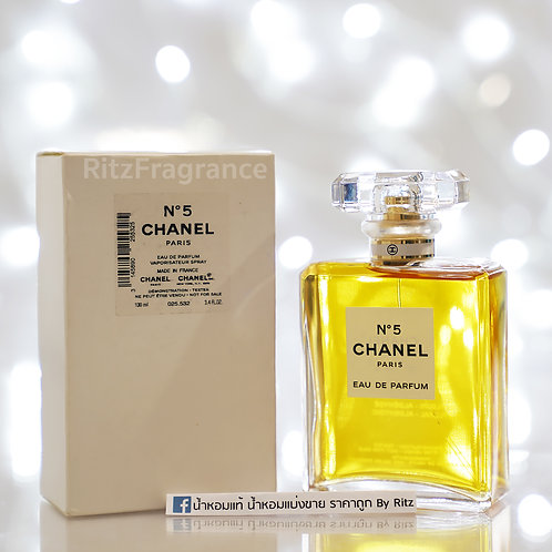 [Tester] Chanel : No.5 Eau de Parfum 100ml(No Box)