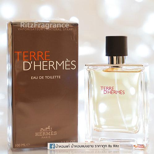 Hermes : Terre D'Hermes Eau de Toilette 100ml