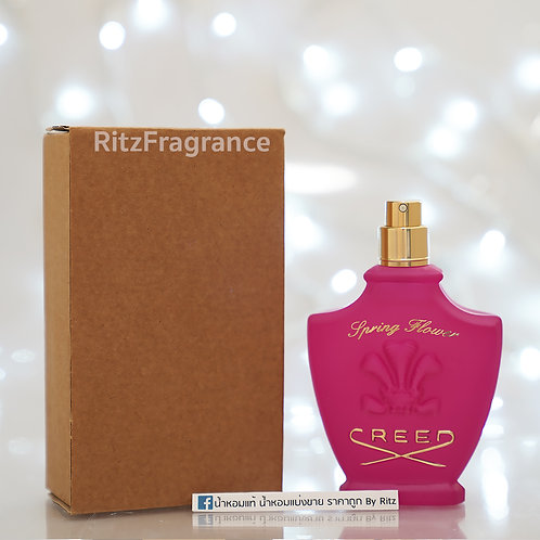 [Tester] Creed : Spring Flower Eau de Parfum 75ml (With Box)
