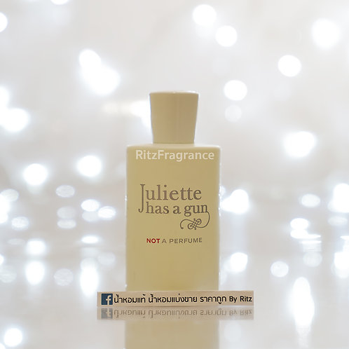 [Tester] Juliette Has a Gun : Not a Perfume Eau de Parfum 100ml