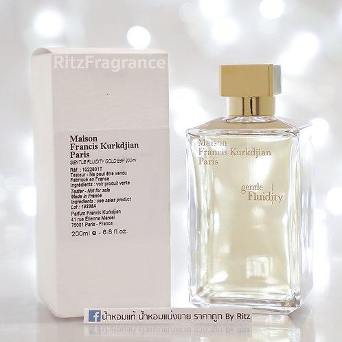 [Tester] Maison Francis Kurkdjian : Gentle Fluidity Gold Eau de Parfum 200ml