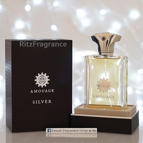 [แบ่งขาย] Amouage : Silver Man Eau de Parfum