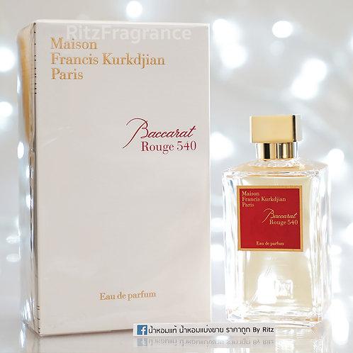 [แบ่งขาย] Maison Francis Kurkdjian : Baccarat Rouge 540 Eau de Parfum