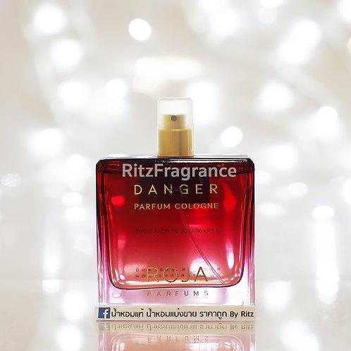 [Tester] Roja Parfums : Danger Pour Homme Parfum Cologne 100ml (No Box)
