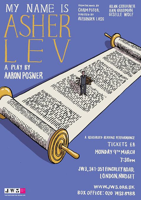 Asher Lev Poster.jpg
