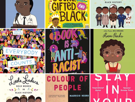 Black Lives Matter: A Booklist for Kids
