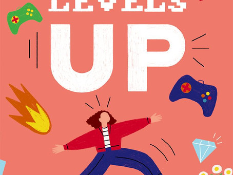 Emmy Levels Up Review and Author Guest Post
