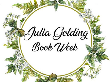 Julia Golding Book Week