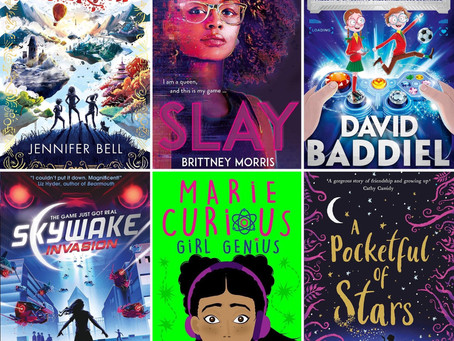 Girl Gamers: A Booklist for Kids
