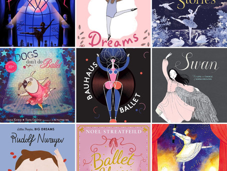 Ballet Dreams: A Booklist for Kids