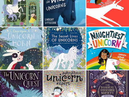 Unicorn Club: A Booklist for Kids