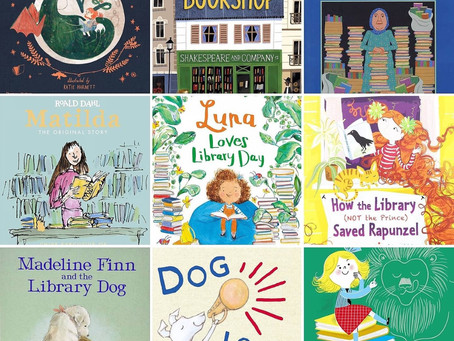 Love Your Bookshop: A Booklist for Kids