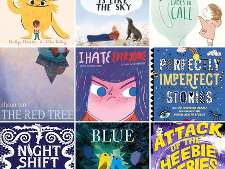 Mental Health Awareness: A Booklist for Kids