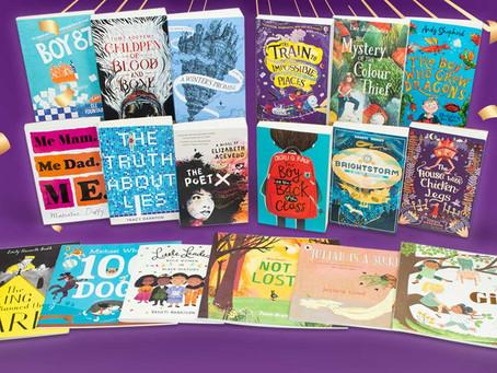 Waterstones Children's Book Prize 2019 Shortlist!