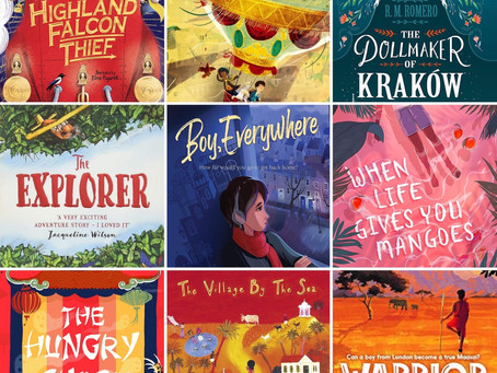 Around the World in 80 Children's Books: A Global Booklist for Kids