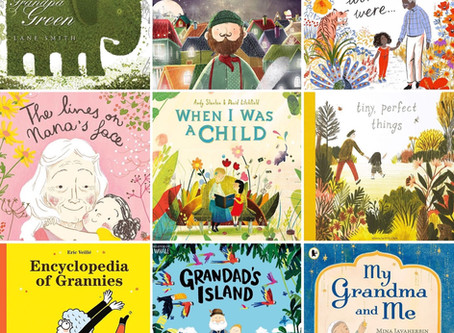 Great Books about Grandparents: A Booklist for Kids