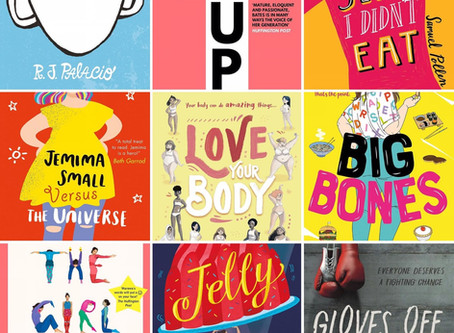 Love Your Body: A Booklist for Kids