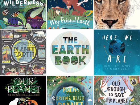 Earth Day: A Booklist for Kids