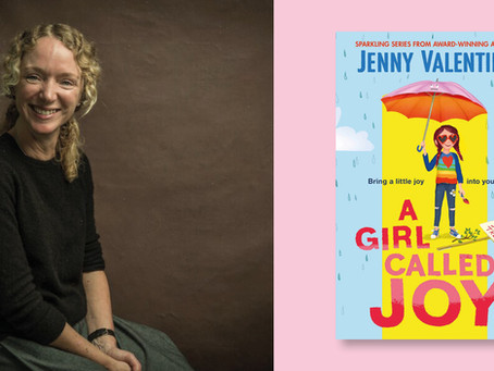 An Interview with Jenny Valentine