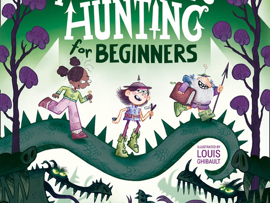 Monster Hunting For Beginners by Ian Mark