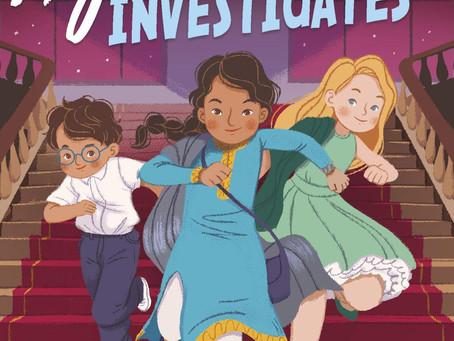 Agent Zaiba Investigates: The Missing Diamonds