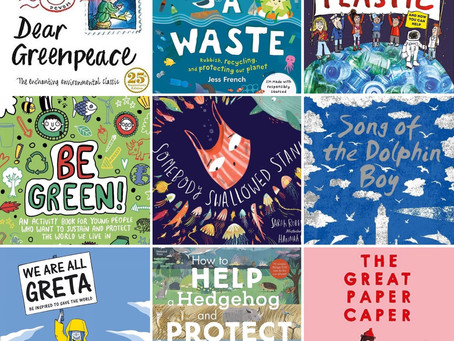 Climate Change is Now!: A Booklist for Kids