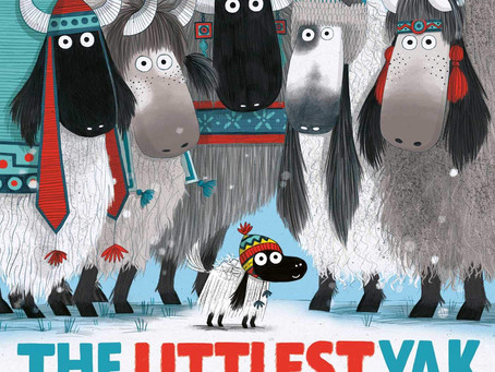 Autumn/Winter 2020 Picture Book Reviews